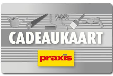 PRAXIS CADEAUKAART